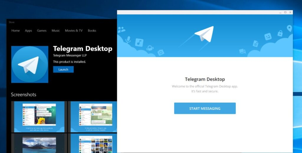 4 advantages of using Telegram as a teleworking tool
